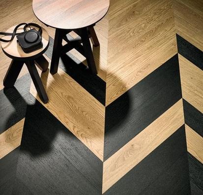 Forbo Allura Flex Wood 60055FL1/60055FL5 waxed oak