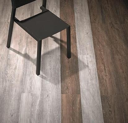 Forbo Allura Flex Wood 60150FL1/60150FL5 brown raw timber
