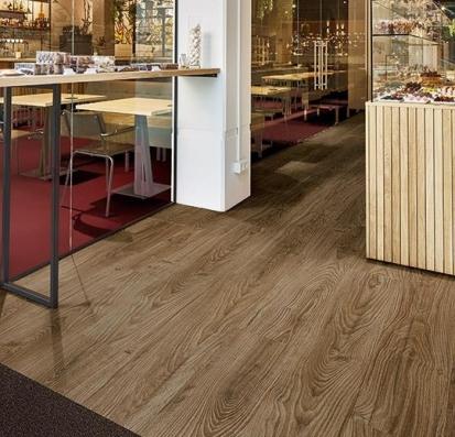 Forbo Allura Flex Wood 60302FL1/60302FL5 deep country oak