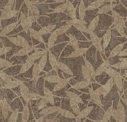 Forbo Flotex vision floral 630017 Journeys Russet