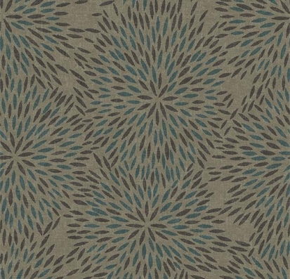 Forbo Flotex vision floral 660002 Firework Shadow