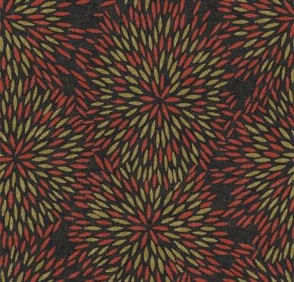 Forbo Flotex vision floral 660007 Firework Rosewood
