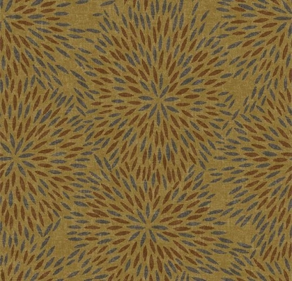 Forbo Flotex vision floral 660010 Firework Wax