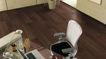Gerflor - texline - hqr - 1269 - walnut - dark - v1
