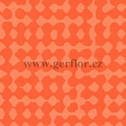 Gerflor Taralay Impression Comfort 0598 - Orange Šumperk