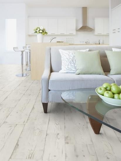 Pvc - gerflor - home - comfort - 1536 - keywest - blanc - v5
