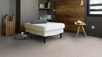 Pvc - gerflor - home - comfort - 1632 - tweed - cream - v1
