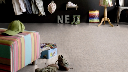 Pvc - gerflor - home - comfort - 1632 - tweed - cream - v3